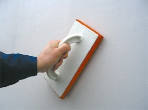Фнишная обработка штукатурки. Фото