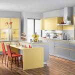 Кухня в желтом цвете 50 фото. Как создать стильный интерьер кухни желтого цвета