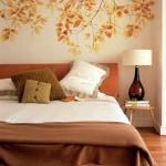 Дизайн обоев для спальни. Фото интерьеров спальни.