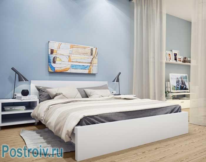 Как создать скандинавский интерьер в спальне