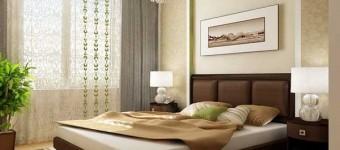 Дизайн спальни в современном оформлении