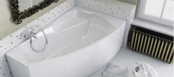 Акриловая ванна дизайн