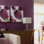 Фиолетовый цвет в интерьере квартиры. Стоит ли попробовать?