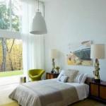Как расставить мебель в спальне фото