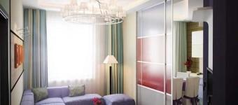Как расставить мебель в маленькой гостиной: обязательно ставим угловой диван