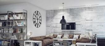 Дизайн квартиры в стиле минимализм. Как создать уют в нежилом помещении?