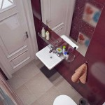 Дизайн маленького туалета. Правильное оформление и хитрости