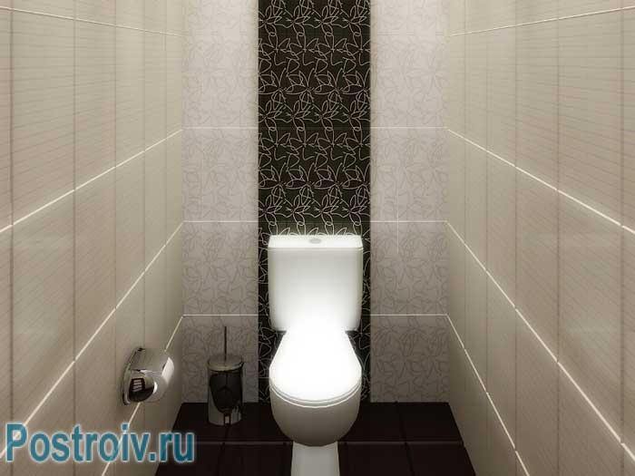 Ремонт и дизайн маленького туалета