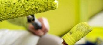 Какой краской лучше красить гипсокартон?