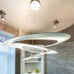 Дизайнерская люстра, как основной источник света