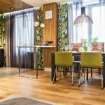 Уютный интерьер квартиры 65 кв. м с мебелью из IKEA