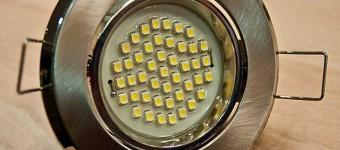 Монтаж точечных встраиваемых светильников в потолок: делаем жизнь ярче