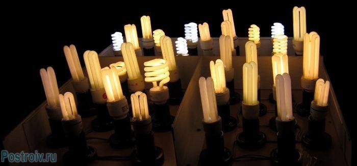 Энергосберегающие лампы - Фото 05