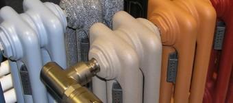 Покраска радиатора отопления так, чтобы он выглядел как новый. Советы и рекомендации