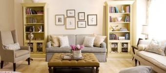 Французский стиль в интерьере гостиной. Как должна выглядеть настоящая гостиная во французском стиле. Фото примеры