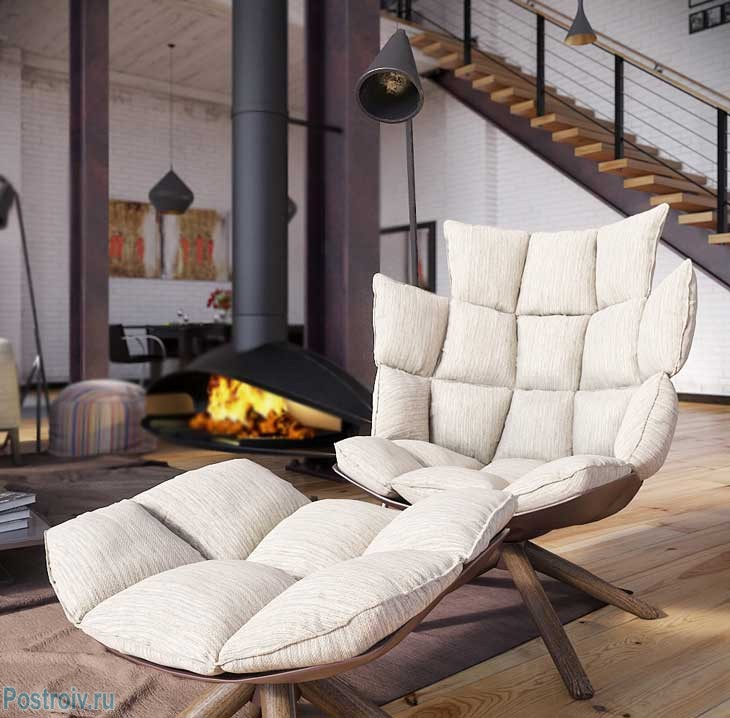Мебель в стиле лофт. Фото