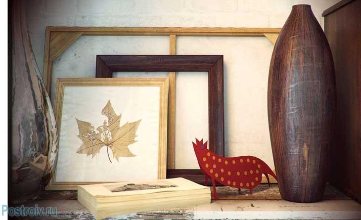 Создаем своими руками декор в стиле лофт. Фото
