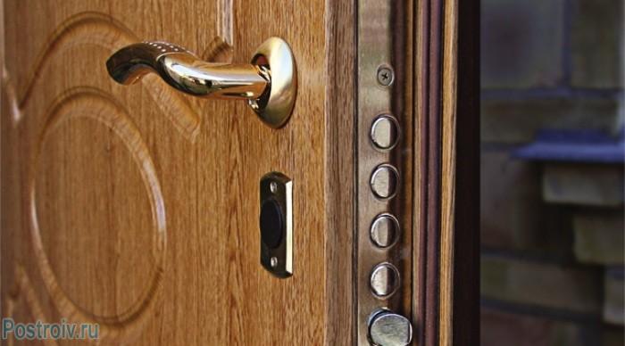 Входная металлическая дверь - Фото 02