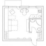 План квартиры. Фото