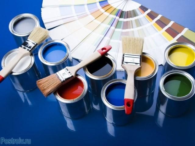 Краска для обоев - Фото 21