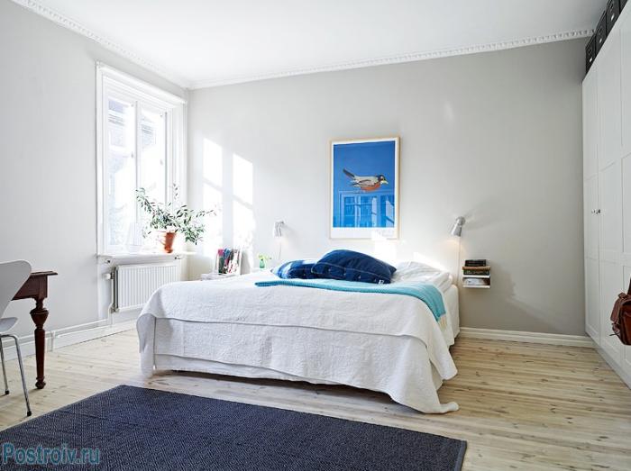 Дизайн интерьера в скандинавском стиле - Фото 03