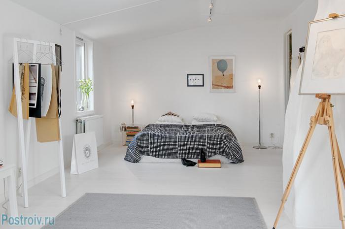 Элементы декора спальни - Фото 18