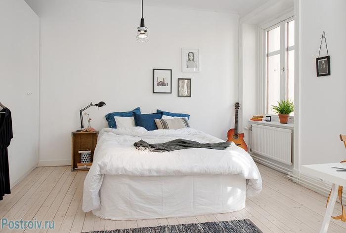 Деревянные полы - важная составляющая скандинавского дизайна - Фото 09