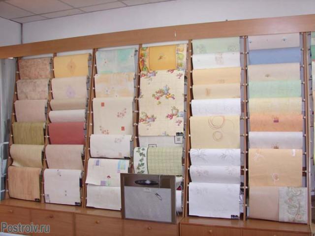 Виды бумажных обоев - Фото 10