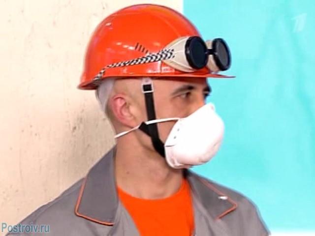 Защита дыхательных путей от пыли - Фото 06