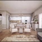 Квартира в стиле прованс реальный пример 13 фото. Подбираем правильно шторы, обои и мебель в стиле прованс