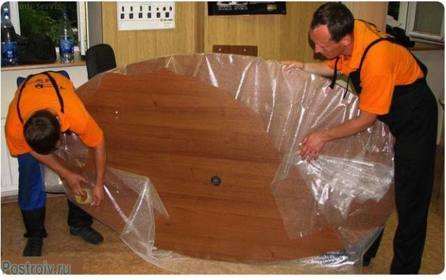Подготовка мебели - Фото 02