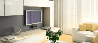 Декорирование маленькой гостиной: 7 советов как сделать гостиную просторнее