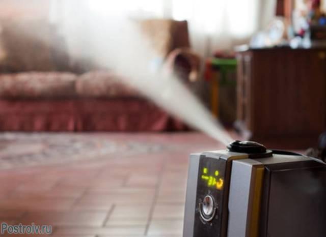 Увлажнение воздуха как элемент защиты с ремонтной пылью - Фото 08