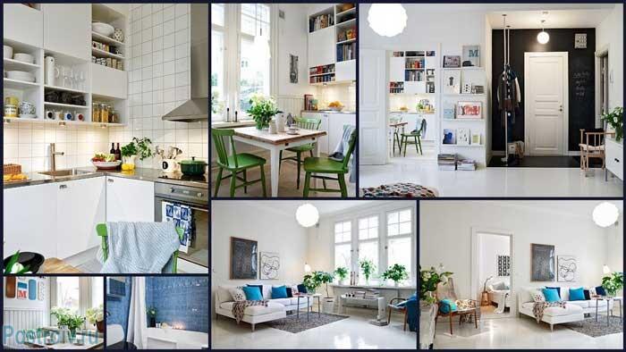 Как сделать ремонт в квартире недорого. Фото