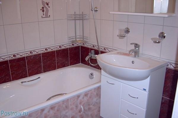 Ванная комната - Фото 01