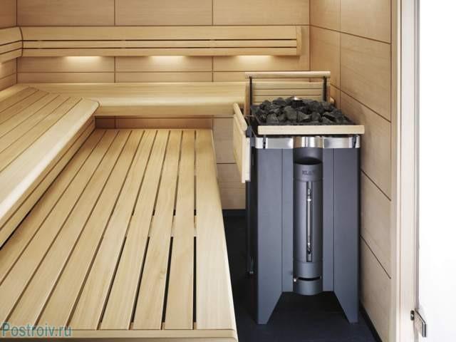 Электрическая печь для сауны - Фото 11
