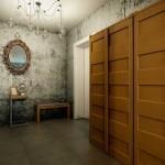 Один из лучших интерьеров 3-комнатной квартиры в стиле лофт в Москве. Пример 30 фото