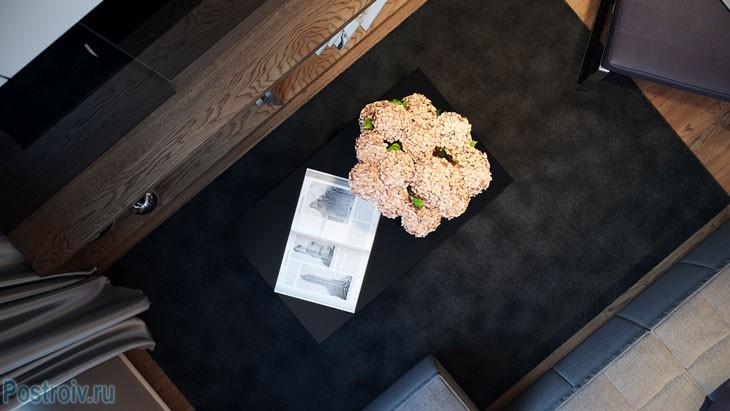 Букет цветов. Фото