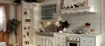 Кухня в стиле прованс: от истоков к современности. 50 фото