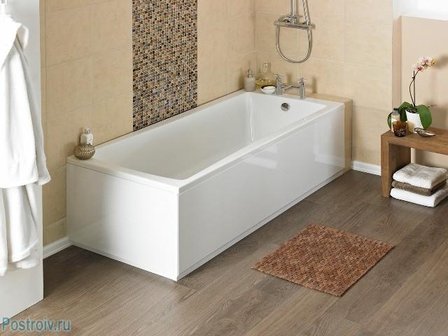 Акриловая ванна - Фото 05