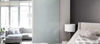 Серый цвет в интерьере спальни: сочетания оттенков и современные тенденции