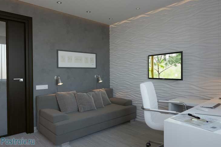 Дизайн спальни - Фото