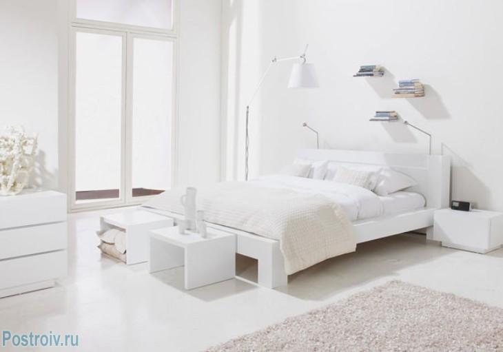 2 спальня кровать
