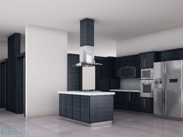 Стильный минимализм в интерьере кухни - Фото 07