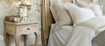 Спальня в стиле прованс. Нежная изысканность для настоящих ценителей