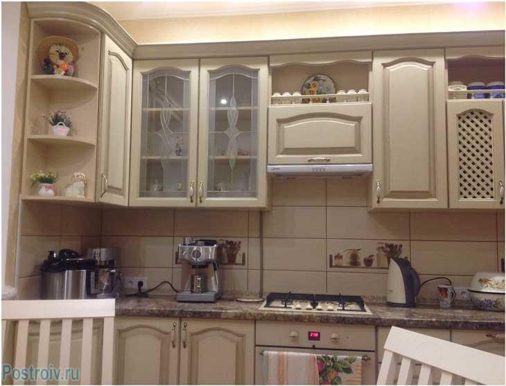 Кухня в стиле прованс. Фото