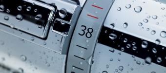 Смеситель термостат: принцип работы и советы по выбору устройства