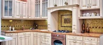 Угловая кухня: дизайн и элементы интерьера. Фото