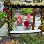 Пергола на дачном участке: советы по строительству и дизайну сооружения своими руками.