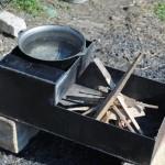Мастерим мангал своими руками: инструкции, чертежи и фото. Мангал из металла и кирпича
